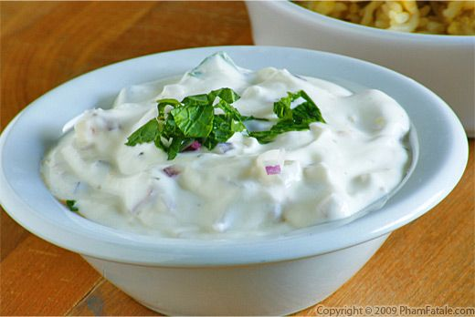Indian indulgence new recipes for life cool indian yogurt chutney recipe forumfinder Choice Image